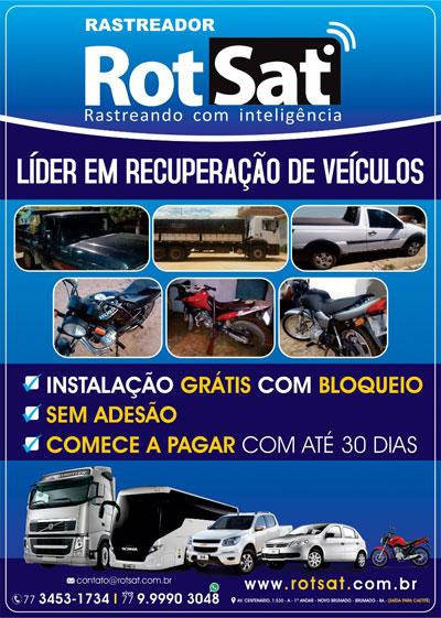 Rotsat: contrate o rastreamento de seu veículo ou de sua frota onde você tem confiança e qualidade