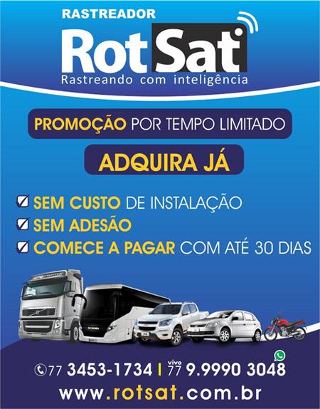 RotSat: aproveite a promoção e contrate o rastreamento de seu veículo; confira as vantagens