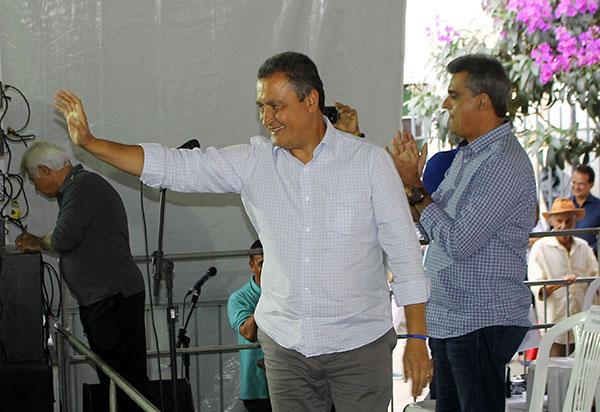 Aracatu recebe a visita do governador Rui Costa nesta sexta (12)