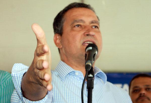 Governador Rui Costa descarta cancelar ano letivo de 2020