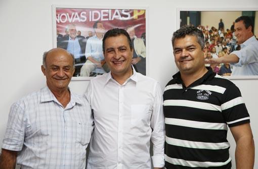 Bahia: Prefeito de Dom Basílio que é do PMDB declara apoio ao pré-candidato Rui Costa