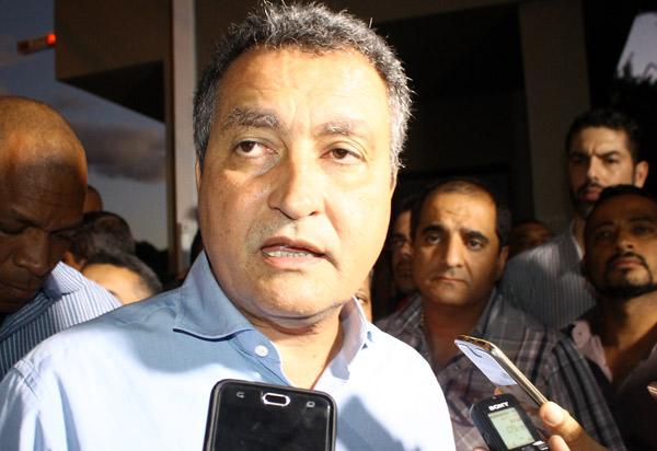 Durante reunião do conselho político do governo Rui Costa, governador fala em consenso na Assembleia e irrita Coronel e Leão