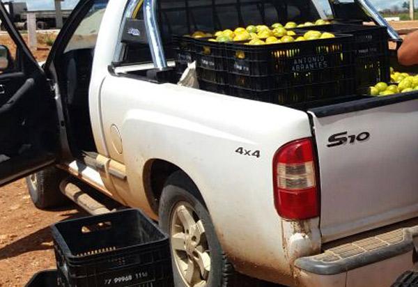 Brumado: S-10 branca 4X4 foi furtada no Bairro Jardim Brasil