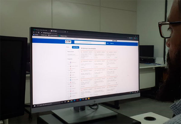 Serviços por agendamento e documentos online avançam no Detran-BA