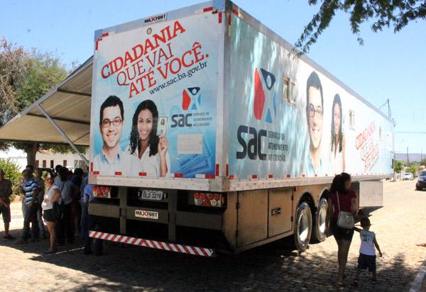 Atendendo pedido de Ivana, SAC Móvel estará em Rio do Antônio e Ibiassucê