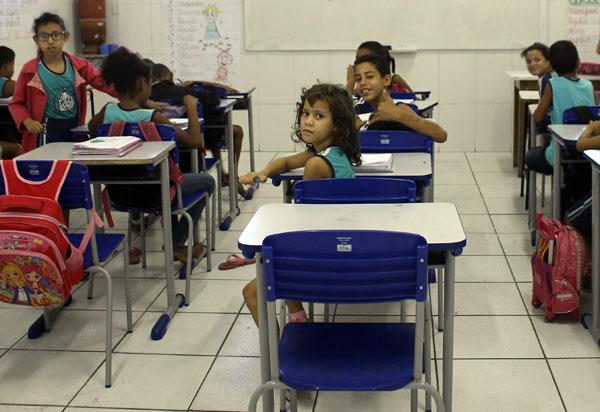 Matrículas na educação infantil aumentam 12,6% nos últimos cinco anos
