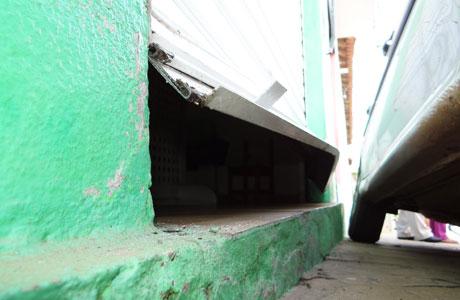 SE DERAM MAL: ARROMBADORES DETIDOS EM FLAGRANTE