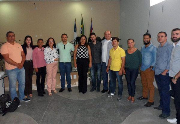 Aracatu: foi realizada a conferência de abertura do Plano Municipal de Saneamento Básico