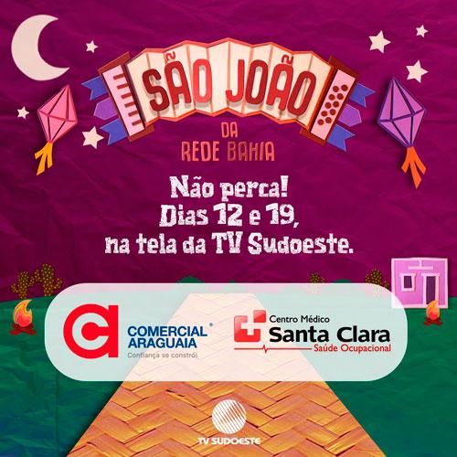 Centro Médico Santa Clara apoia o São João da Rede Bahia