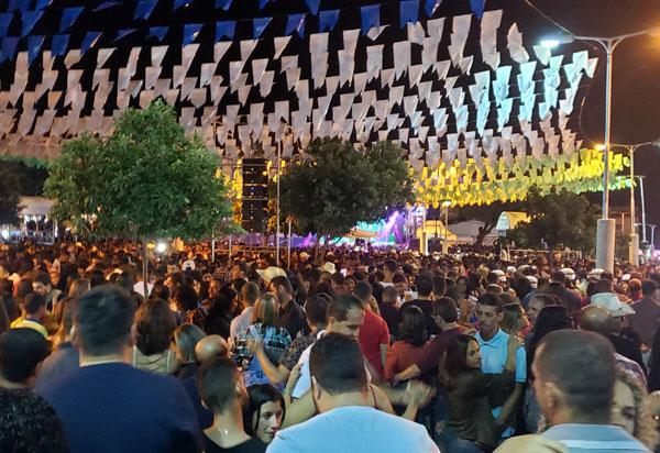 São Pedro dos Olhos d'Água: Segurança, Musicalidade e Alegria; edição 2019 supera todas as expectativas e tem recorde de público
