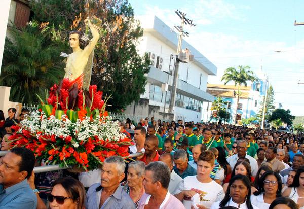 Brumado: comunidade da Paróquia Bom Jesus realizar a festa em homenagem a São Sebastião