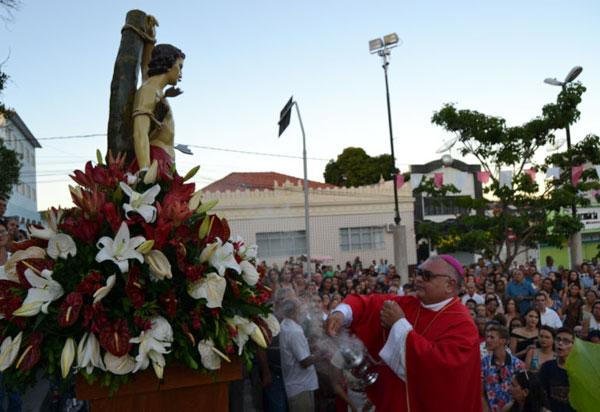 Comunidade Matriz da Paróquia Bom Jesus, em Brumado-Ba, celebrou seu padroeiro São Sebastião