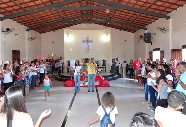 Brumado: foi realizado Sarau legionário na Comunidade Campo Seco I