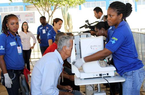 Saúde em Movimento em Brumado foi avaliado como positivo pela equipe organizadora