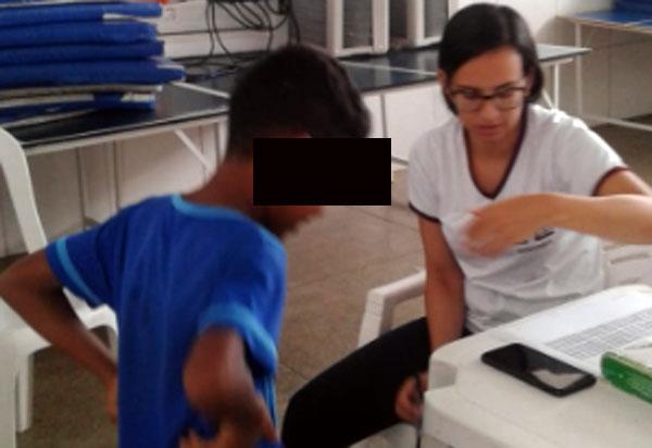 Brumado: Parceria entra a SESAU E SEMEC dão o início ao Programa Saúde na Escola