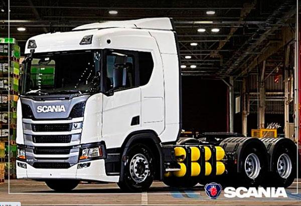 Empresa brumadense adquire primeiro Scania movido a gás natural veicular (GNV) e biometano a operar no nordeste brasileiro