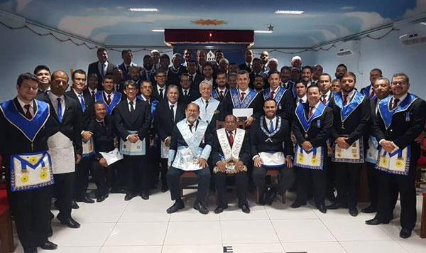 Sessão comemorativa em homenagem ao Dia do Maçom foi realizada em Brumado