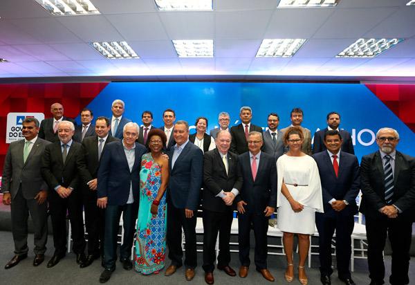 Governador Rui Costa dá posse a secretários estaduais