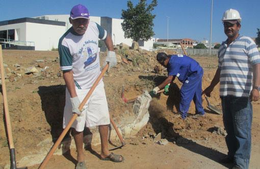 Iniciada última etapa das obras de requalificação do Centro de Cultura de Guanambi