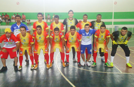 Seleção de Barra da Estiva disputará o zonal final do Campeonato Sudoeste de Futsal