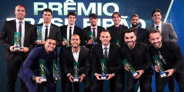 Prêmio Brasileirão 2018: confira os vencedores do ano