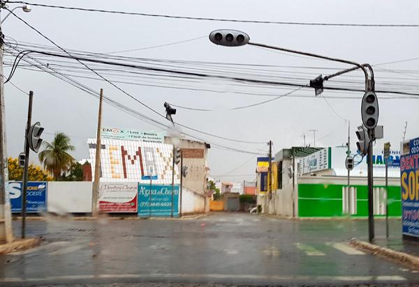 'Apagão' foi registrado em Brumado na tarde de domingo