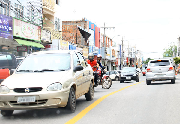 Brasil registra queda em número de mortes no trânsito