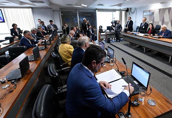 CCJ do Senado aprova prisão após condenação em segunda instância