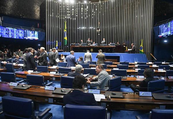 Senado aprova aumento para STF e Ministério Público