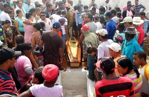 Brumado: Idoso assassinado em roubo à mercadinho foi sepultado; família clama por justiça