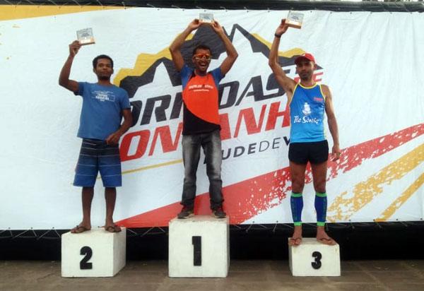 Serginho Maratonista conquista o tetracampeonato na Etapa Chapada Diamantina da 'Corridas de Montanha'