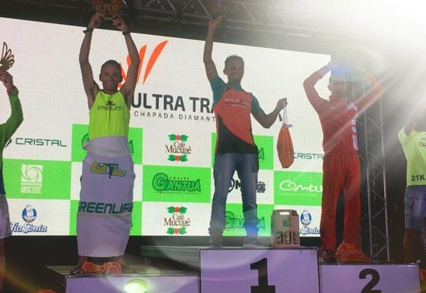 Serginho Pinheiro conquista o 1° lugar na Ultra Trail Chapada Diamantina
