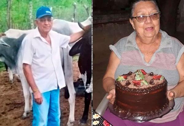 Brumado: Apresentadas na Câmara de Vereadores Moções de Pesar pelas mortes de 'Seu Jason' e 'Dona Maria de Lourdes'