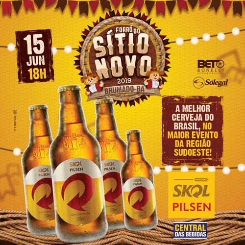 Produção anuncia cerveja oficial do Forró do Sítio Novo 2019