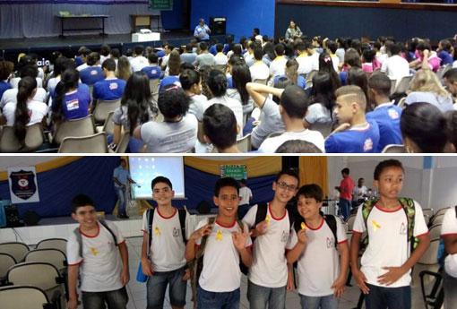 Brumado  Coordenação de Educação no Trânsito inicia ciclo de palestras nas  unidades escolares em alusão 7917a87f86