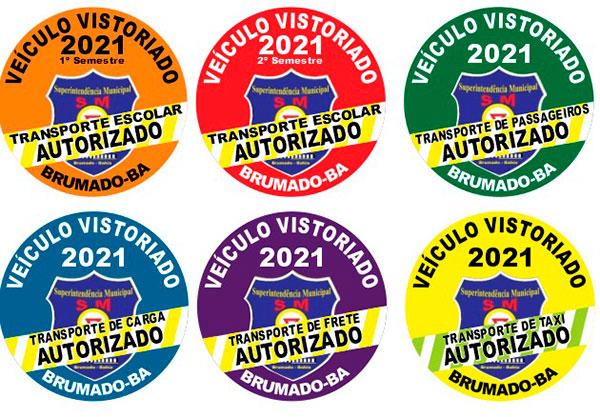 Brumado: Condutores de veículos que transportam pessoas, estudantes e cargas devem agendar as autorizações e Alvará 2021