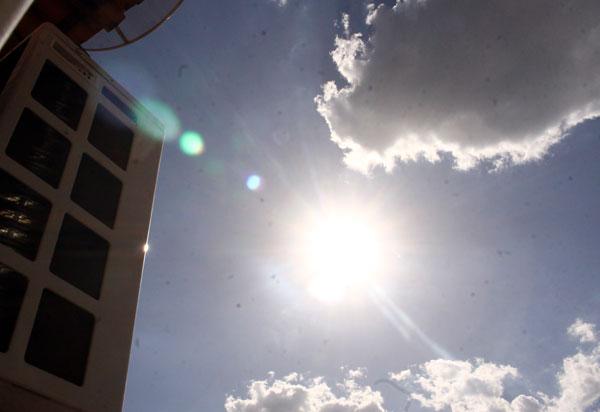 Feriadão será de calor, sem previsão de chuva em Brumado, segundoINMET