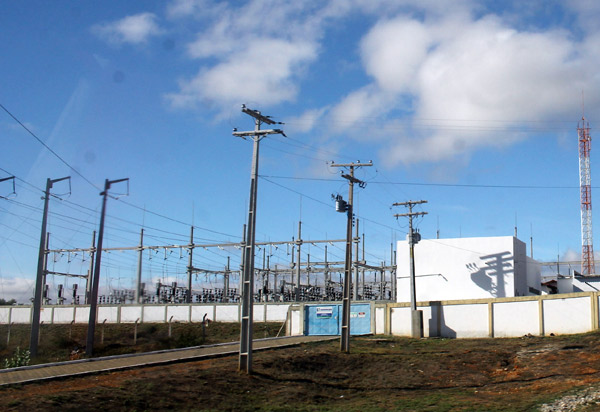 Apagão: queda de energia atingiu municípios das regiões sudoeste e sul da Bahia; em Brumado a energia foi rapidamente restabelecia