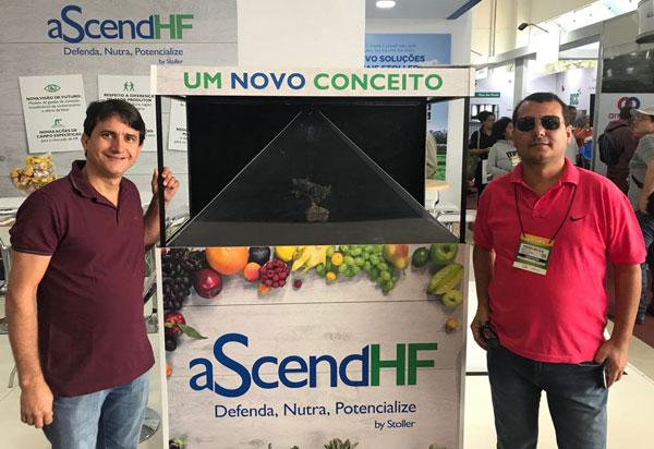 Armazém do Criador presente na maior feira de Hortifruti do Brasil