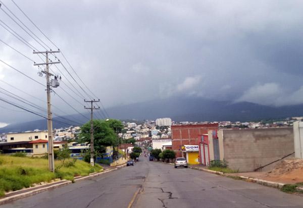 Inema emitiu alerta de chuvas intensas para Brumado e municípios da região nesta quinta (06)