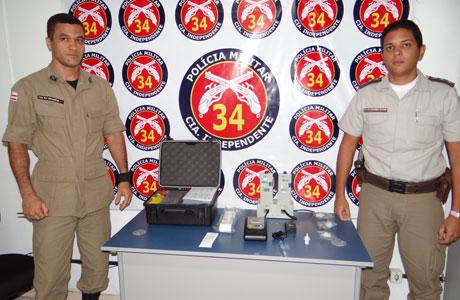 BRUMADO: POLÍCIA MILITAR RECEBE DOIS BAFÔMETROS