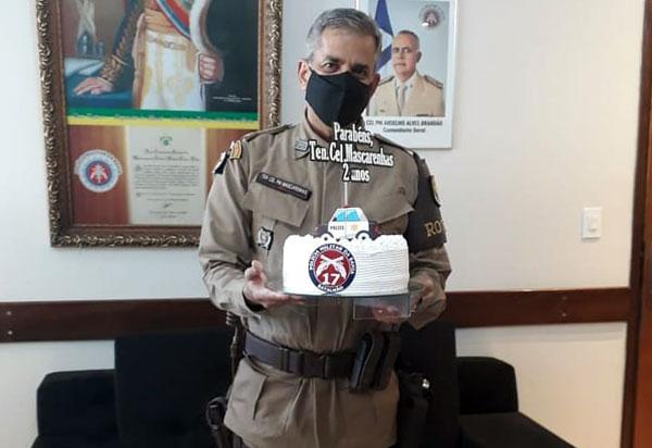 Em Guanambi, 17°BPM comemora dois anos sob o comando do Ten Cel PM Mascarenhas