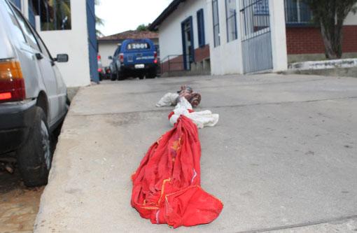 Brumado: Tentativa de fuga é frustrada na delegacia