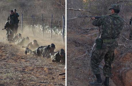 Brumado: Tiro de Guerra realizou acampamento de Instrução