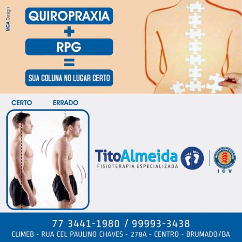 Tito Almeida - Fisioterapia Especializada