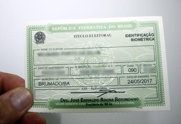 Mais de 1.6 mi de eleitores baianos permanecem com títulos cancelados