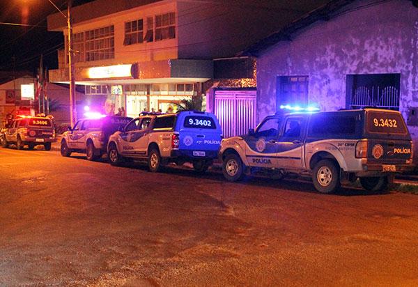 Brumado: Polícia Militar direciona esforços para cumprimento do toque de recolher