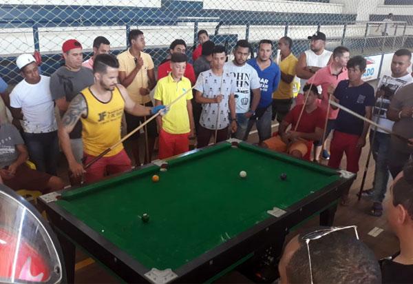 Brumado: 2º Torneio Regional de Sinuca reuniu  competidores da região e outros estados