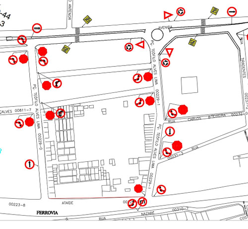 SMTT e Seinf desenvolvem projeto de aproximação do centro comercial à Feira Livre em Brumado