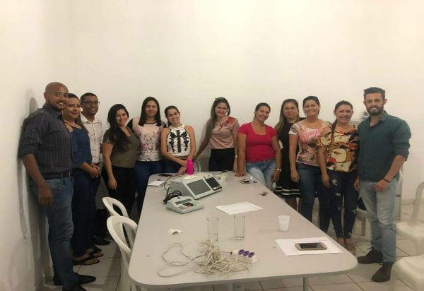 Aracatu: mesários que participarão do processo eleitoral dos Conselheiros Tutelares passaram por treinamento